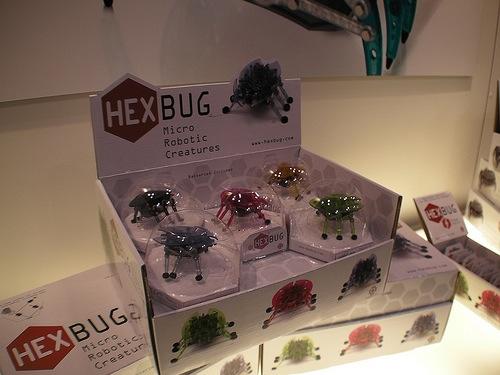 HEXBUG Micro robots