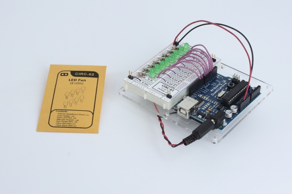 ARDX – Arduino Experimentation Kit