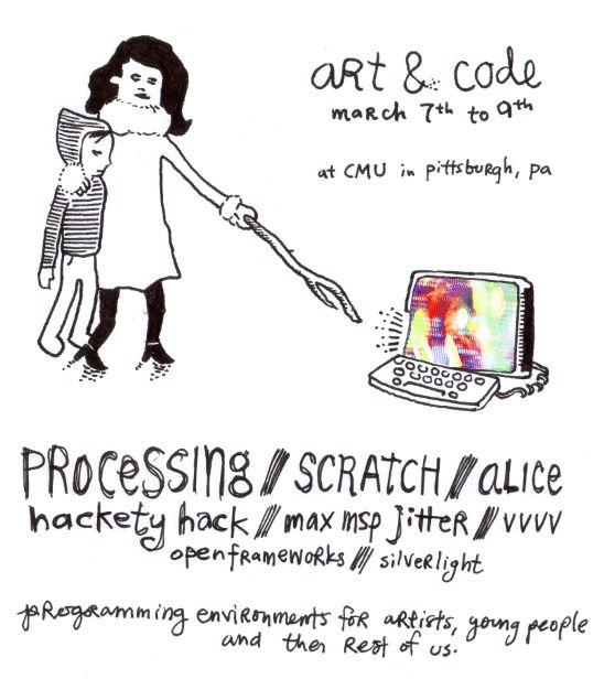 Art and Code Symposium