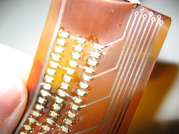 HOW TO – Flexible printed circuit board