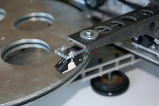 Roll your own stereo turntable