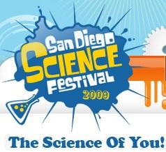 The 2009 San Diego science festival