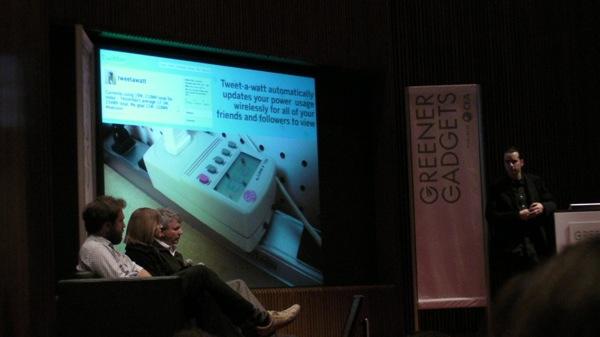 Tweet-a-Watt wins 1st place at GreenGadget design competition!