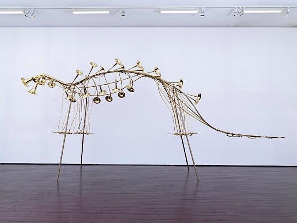 Bugle dinosaur