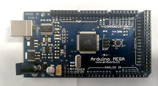 New Arduino MEGA spotted in the wild!