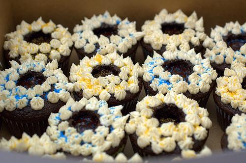 Recipe: St. Patrick's Day Cupcakes