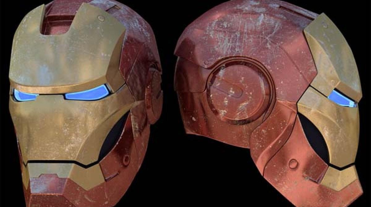 Iron Man Helmet Template Download Pdf Honoursboards