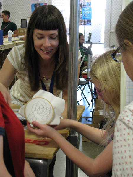 """Maker Faire Named in Top Ten """"Great Places For Hands-On Craft Experience"""" by USA Today"""