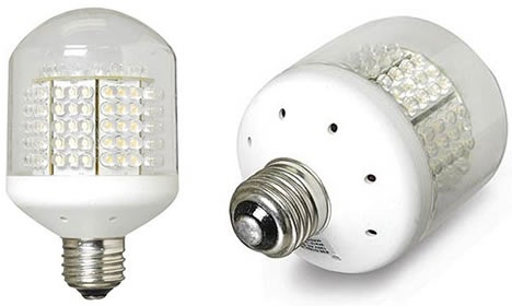 Ask MAKE: Large LEDs and building your electronics stash