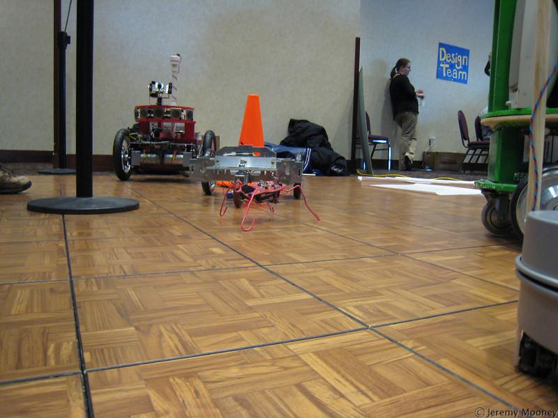 Make: Day Recap – Robots!