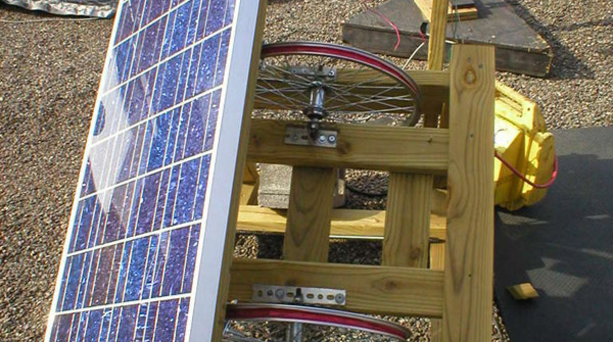 Diy Sun Tracker For Solar Panels Make System Article Featured Image