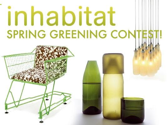 Inhabitat's Spring Greening DIY Design Contest