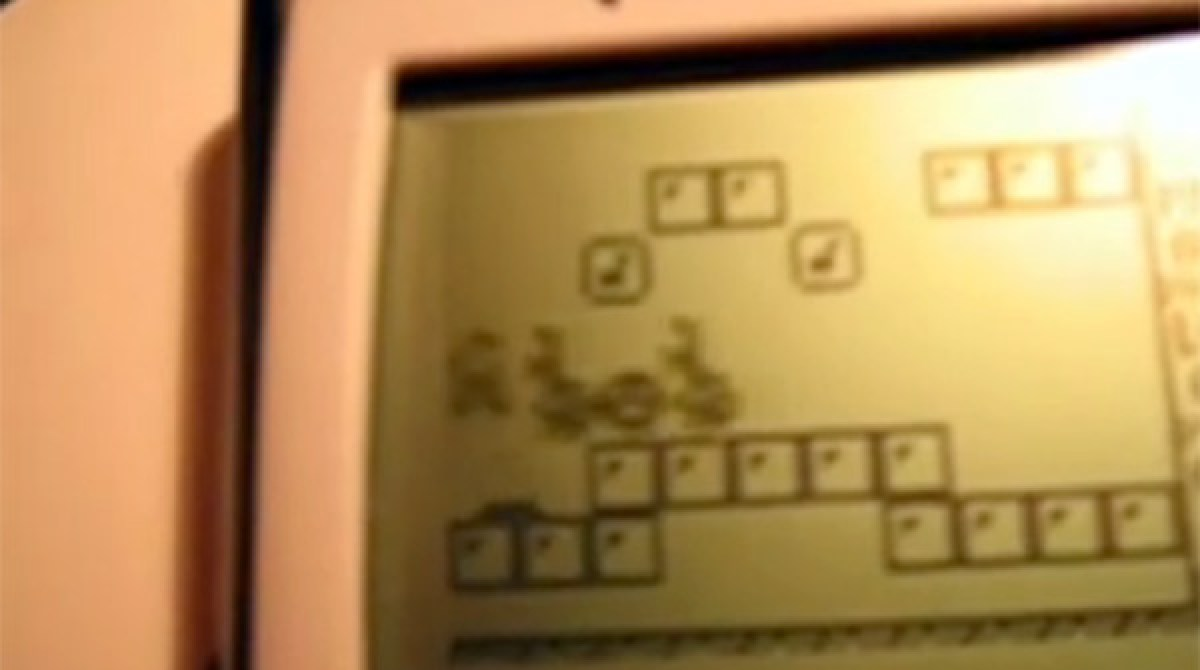 Super Mario on your TI calculator | Make: