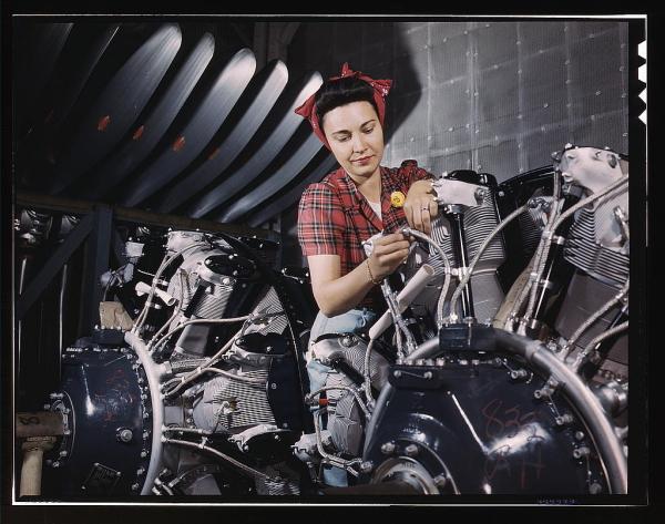 Retro Photos in the Library of Congress