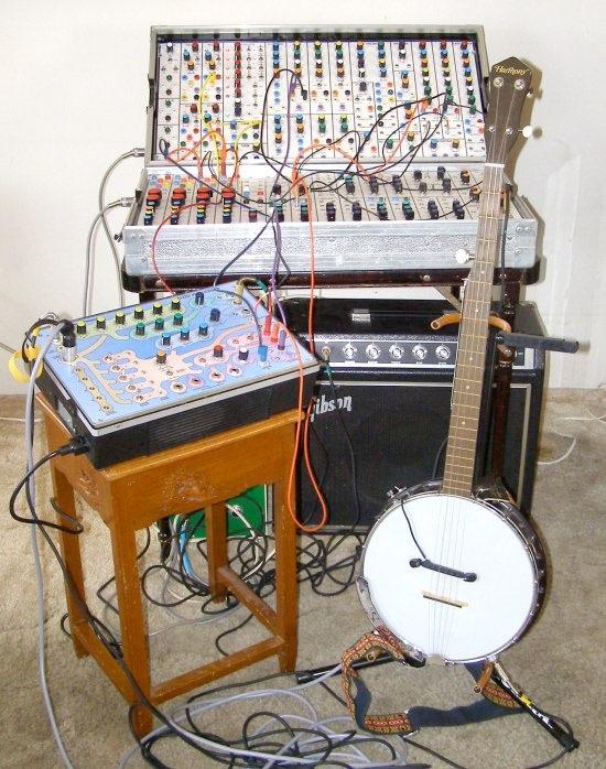 The banjo synthesizer