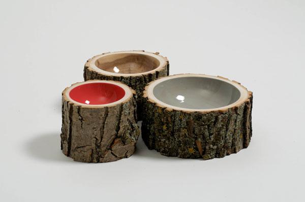 Doha Chebib's Log Bowls