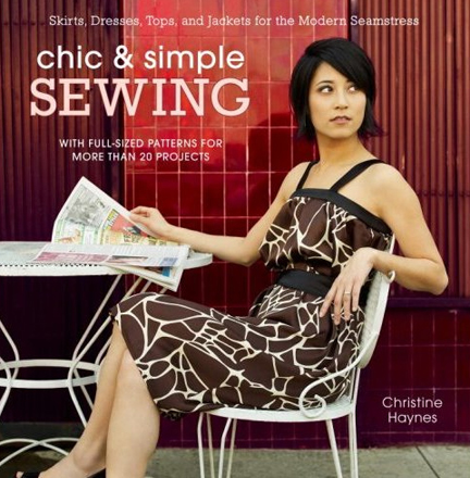 Chic & Simple Sewing Party at ReForm School on Saturday, April 25 in LA