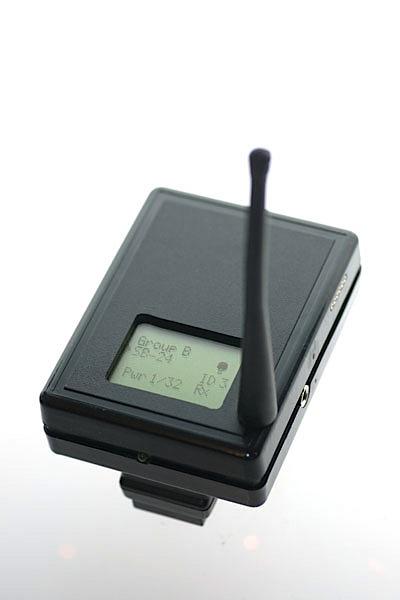 DIY wireless flash trigger