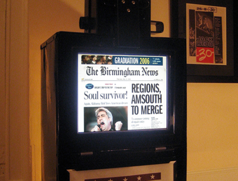 Repurposing newsboxes