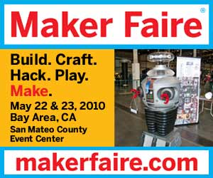 Getting to MakerFaire