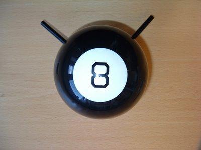 Magic 8-Ball amp