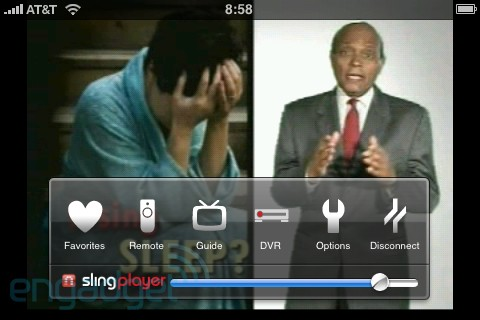 How-To: Use SlingPlayer iPhone app over 3G