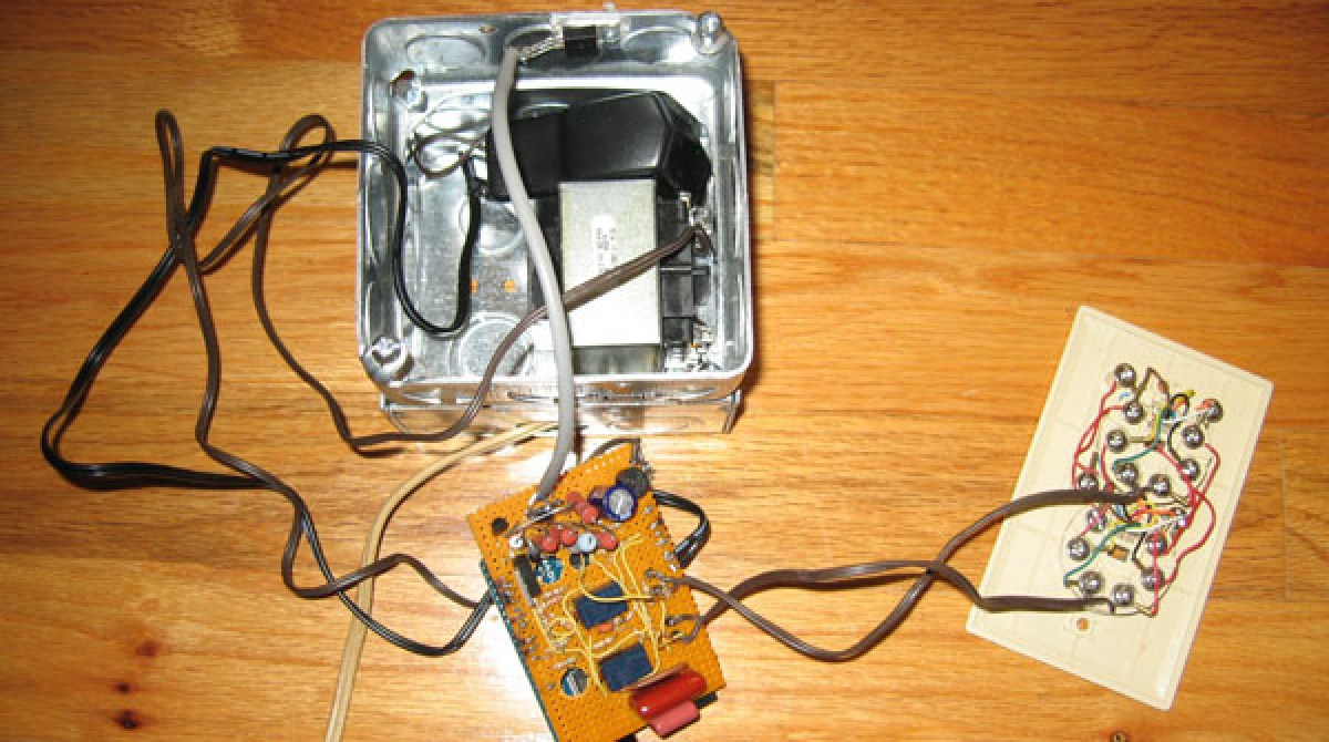 Arduino Based Telephone Intercom Make Wiring Diagram Article Featured Image