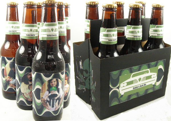 How–To: Customize Beer Bottles For Father's Day