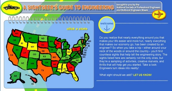 A sightseer's guide to engineering