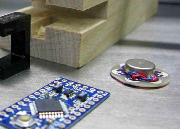 Matt Cottam's Wooden logic: In search of heirloom electronics