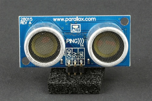 How-To Tuesday: Arduino 101 & the PING))) ultrasonic sensor