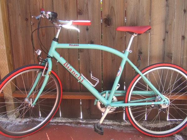 Flashback: U-G-L-Y Your Bike