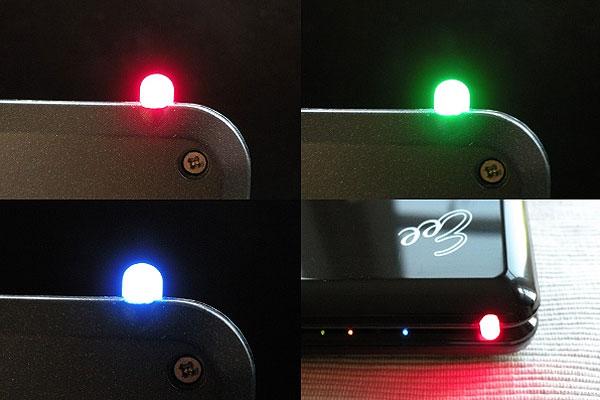 Eee atTiny45 USB LED message notifier mod