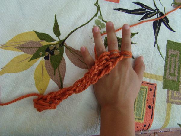 Finger Knittin' Good