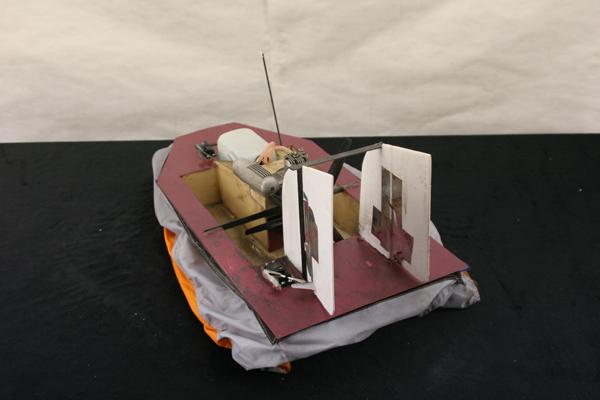 Intern's Corner: My R/C hovercraft