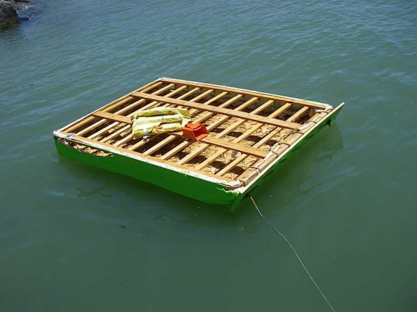 How-To: Mattress boat