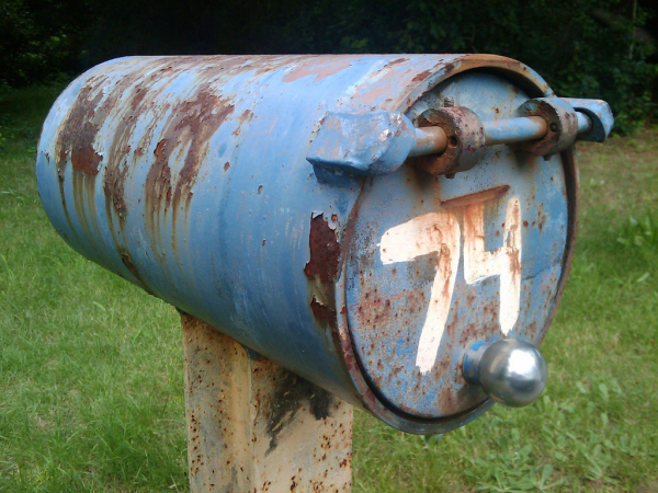 Mailboxes that fight back