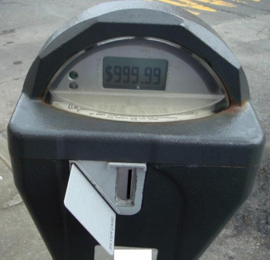 Hacking parking meters
