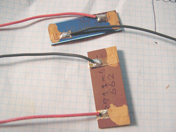 Salvaging solar cells for your projects