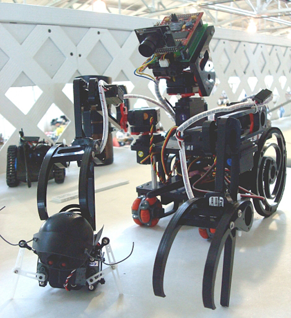 Experimental Robot Platform (ERP)