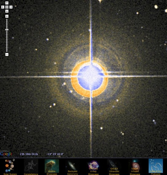 Online resources for the amateur astronomer