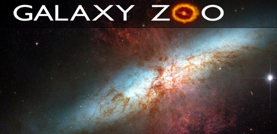 Galaxy Zoo – help classify the Universe
