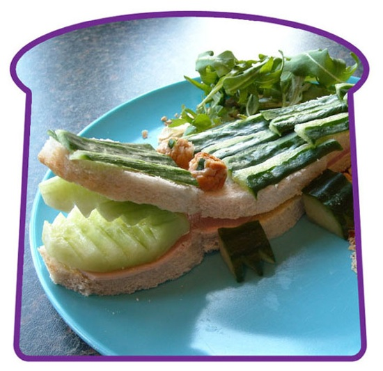 Funky Lunch – sandwich creations