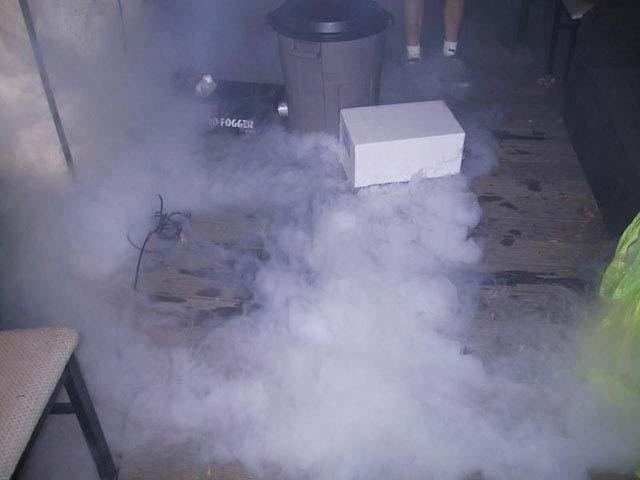Flashback: Ultimate Fog Chiller