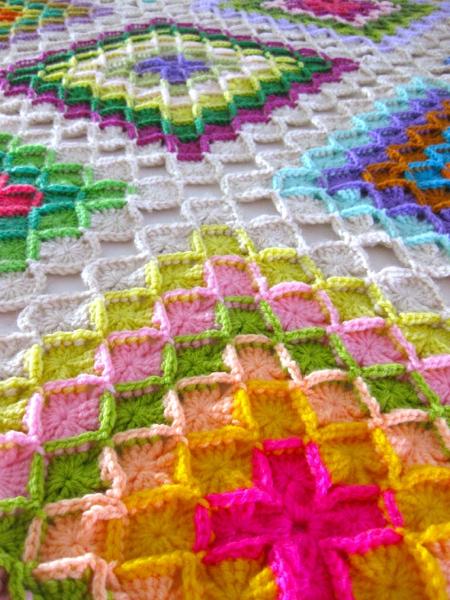 Sarah London's Wool Eater Blanket