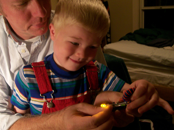 MAKEcation: Teach Your Family to Solder winners!