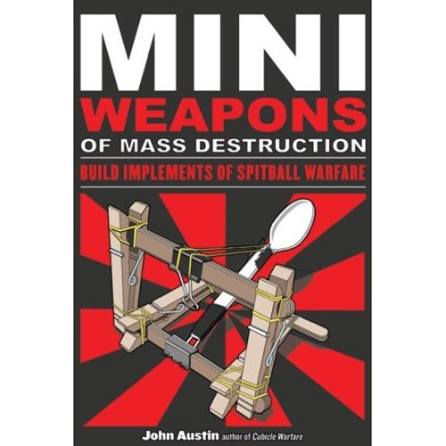New in the Maker Shed:  Mini Weapons of Mass Destruction