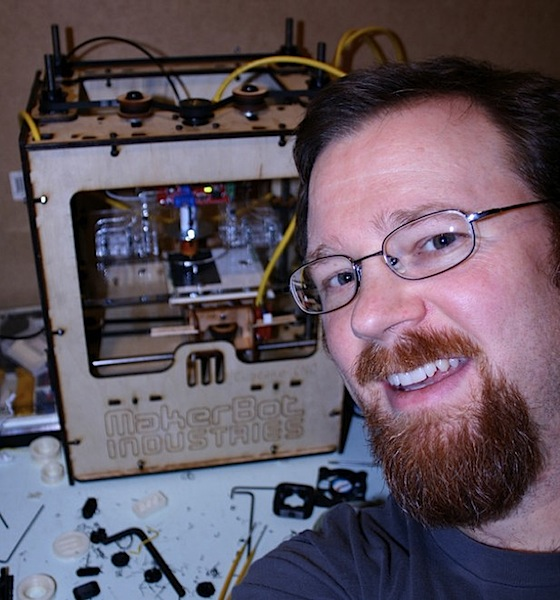 Interview with MakerBot owner Andrew Plumb