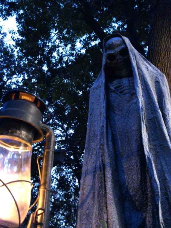 Reaper gravestone