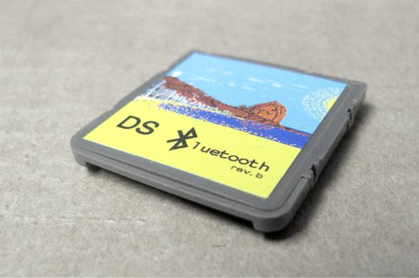Open Source Nintendo DS Bluetooth adapter